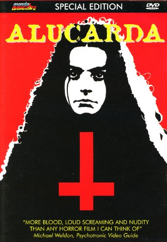 Cover art for  Alucarda