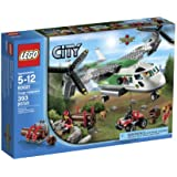 LEGO City 60021 Cargo Heliplane Toy Building Set