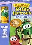 VeggieTales - Bible Heroes Triple Fea...