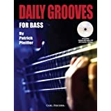Daily Grooves for Bass (Book & CD)