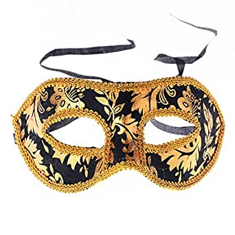 Imixlot Venetian Mask Fancy Dress Masquerade Party Halloween Costume