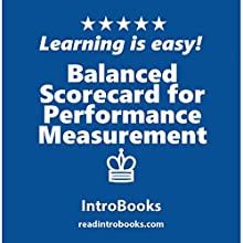 Balanced Scorecard for Performance Measurement Audiobook by  IntroBooks Narrated by Andrea Giordani