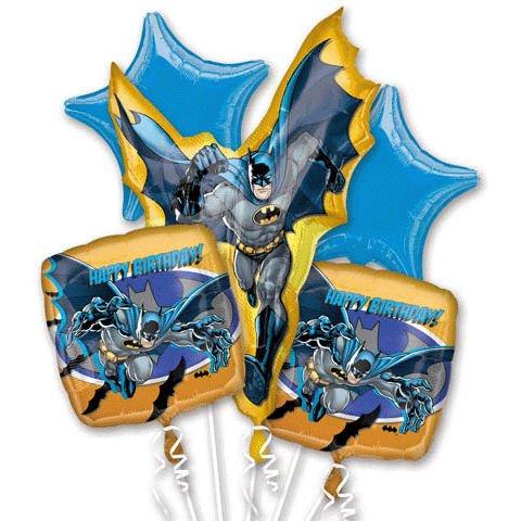 Imagen de Batman Cumpleaños Ramo de Globos
