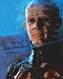 Hellraiser Signed Autographed Doug Bradley as Pinhead 8x10 Photo