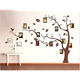 Large Photo Frame Tree Home Decal Self-Adhesive Wall Stickers Removable Decoration