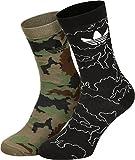 adidas Herren Socken Camouflage Thin Crew