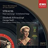Strauss: Four Last Songs/ Orchesterlieder