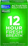 SmartMouth Alcohol-Free Mouthwash, Fresh Mint, 16 oz. (Pack of 2)