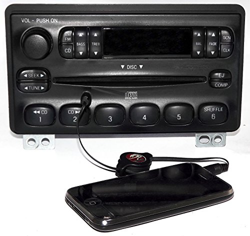 98-04 Ford Ranger Expedition F150 Cd Player Radio (Maddbuys) (Ford Cd Player compare prices)