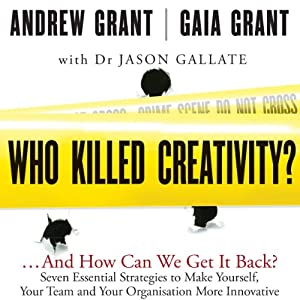 Who Killed Creativity? Audiobook
