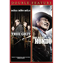 True Grit (2010) / Hondo Double Feature