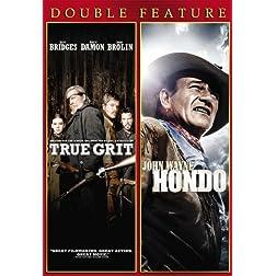 True Grit (2010) / Hondo Double Feature
