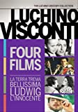 Luchino Visconti Four Film Collection