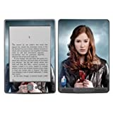 Diabloskinz Vinyl Adhesive Skin Decal Sticker for Amazon Kindle - Police Box