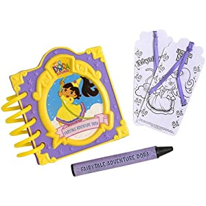 Amazon Com Flying Colors Educational Products Dora The