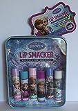 Disney Frozen Lip Smacker 6 Pc Gift Set Lip Balm