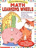 img - for Turn to Learn: Math Learning Wheels (Grades K-2) book / textbook / text book