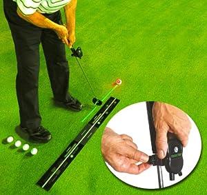 Laser Putt golf putting aid by Laser Focus Golf