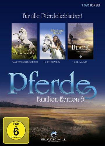 Pferde - Familien Edition 3 [3 DVDs]