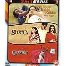 Kabhi Kabhie/Silsila/Chandni