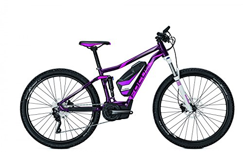 E-Bike Focus Thron Pro Donna E-Mountainbike 10G 17AH 36V 27,5' Damen div. Rh