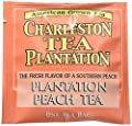 American Classic Pyramid Teabags, Plantation Peach, 12 Count from American Classic