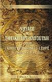 echange, troc Ibn Batuta - Voyage du cheikh Ibn-Batoutah, à travers l'Afrique Septentrionale et l'Égypte, au commencement du XIVe siècle: Tiré de l'or