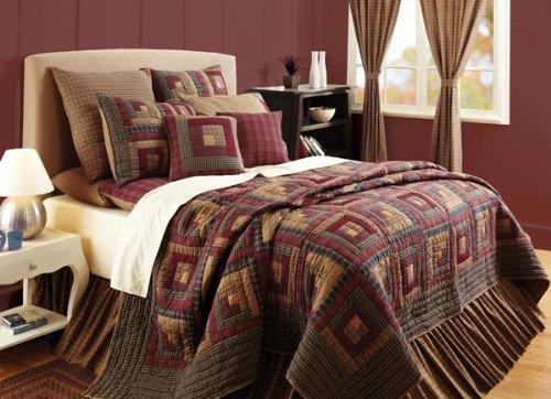 """Millsboro Queen Bed Skirt 60X80X16"""" front-871114"""