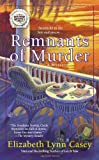 Remnants of Murder (Southern Sewing