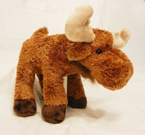 "Marshes Moose 10"" by Princess Soft Toys"