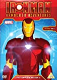 Iron Man - Armored Adventures: The Complete Season 2 [DVD]