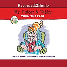 Mr. Putter & Tabby Turn the Page (       UNABRIDGED) by Cynthia Rylant Narrated by John McDonough