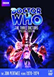 Doctor Who: Three Doctors [DVD] [Region 1] [US Import] [NTSC]