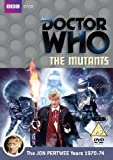 Doctor Who - The Mutants [DVD] [1972]
