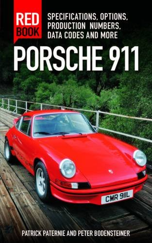porsche-911-red-book-3rd-edition-specifications-options-production-numbers-data-codes-and-more