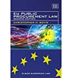 img - for [(EU Public Procurement Law: Second Edition )] [Author: Christopher H. Bovis] [Nov-2012] book / textbook / text book