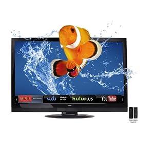 VIZIO M3D651SV 65-inch 1080P 240Hz Razor LED Smart 3D HDTV