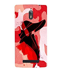 Pattern Fashionist 3D Hard Polycarbonate Designer Back Case Cover for Oppo Find 7