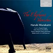 Hörbuch The Elephant Vanishes: Stories