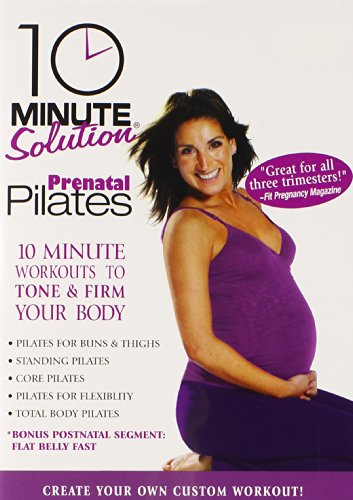 10 Minute Solution: Prenatal Pilates [DVD] [Region 1] [US Import] [NTSC]