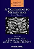 img - for A Companion to Metaphysics book / textbook / text book
