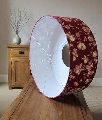 super riesen lampenschirm 70cm zum h ngen oder f r die stehlampe de97. Black Bedroom Furniture Sets. Home Design Ideas
