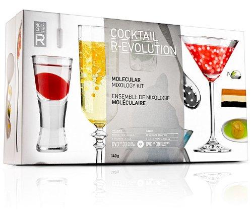 Kit pour cocktails moléculaires