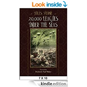 20,000 Leagues Under the Seas (Excelsior Editions)
