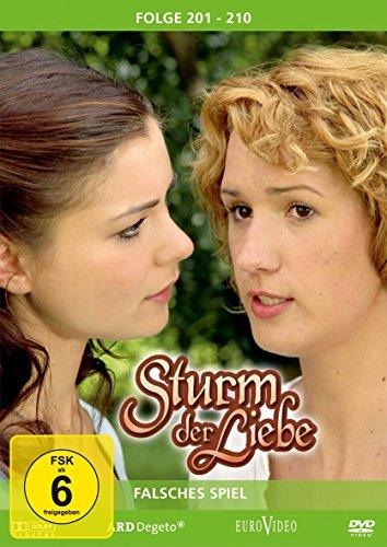 Sturm der Liebe - Folge 201-210: Falsches Spiel [3 DVDs]
