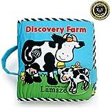 Discovery Farm Soft Cloth Lift-the-flaps Book - Lamaze