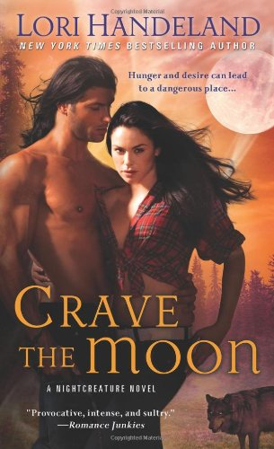 Image of Crave The Moon (Night Creature Novels)