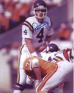 ARCHIE MANNING signed autographed NFL MINNESOTA VIKINGS photo