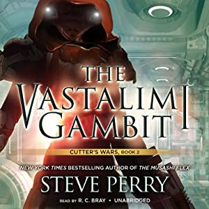 The Vastalimi Gambit: Cutter's Wars, Book 2 | [Steve Perry]