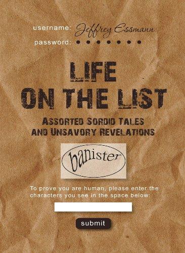 Life on the List by Jeffrey Essmann
